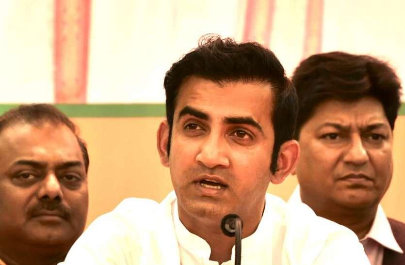 गंभीर ने कहा, उम्मीद है बीसीसीआई अध्यक्ष के तौर पर गांगुली को मिलेगा पूर्व खिलाड़ियों का समर्थन