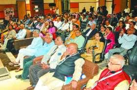 'गांधी का कत्ल आमसभा में नहीं लोकसभा में हुआ'