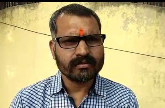 कमलेश तिवारी की हत्या की आंच यहां पहुंची, हिंदू जागरण मंच की मुख्यमंत्री से मांग