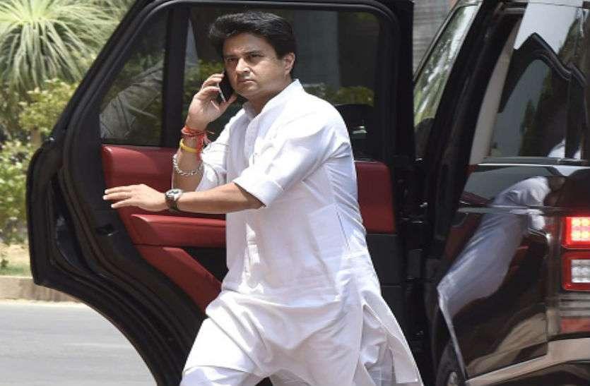 सामने आई ज्योतिरादित्य की नाराजगी! सिंधिया ने बनाई दूरी, कांग्रेस उम्मीदवार के लिए नहीं किया चुनाव प्रचार