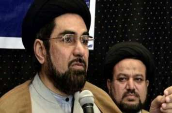 शिया धर्मगुरु मौलाना कल्बे जव्वाद ने की बीजेपी सरकार की सराहना, देखें वीडियो