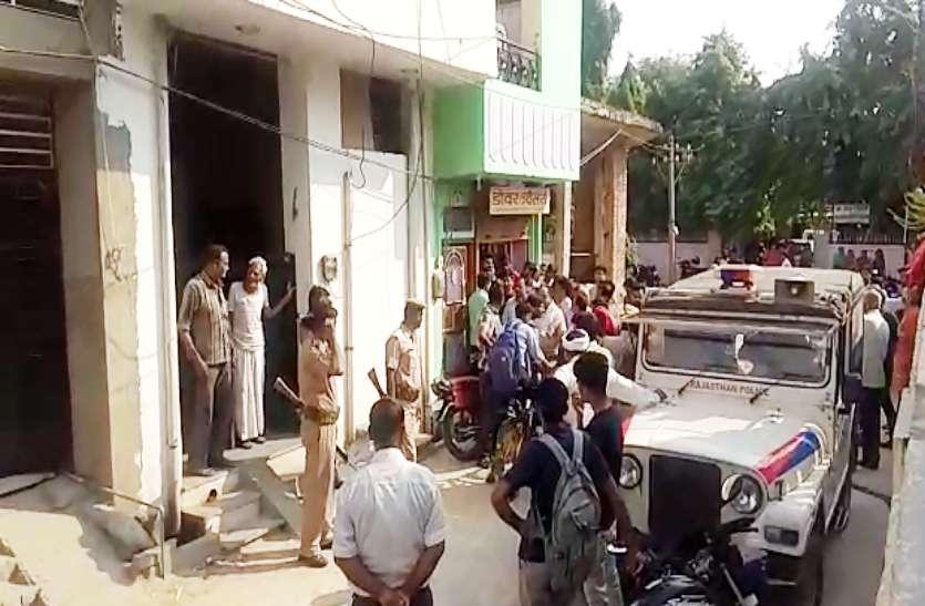 15 लाख की लूट का मामला: पत्नी ने हिम्मत दिखाते हुए बदमाशों का पीछा किया, आरोपी फायर कर भागे
