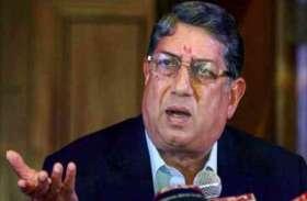 इंदौर में छलका बीसीसीआई के पुराने बॉस का दर्द