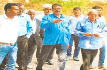 रिश्वत के आरोपी डीएसओ को जेल भेजा