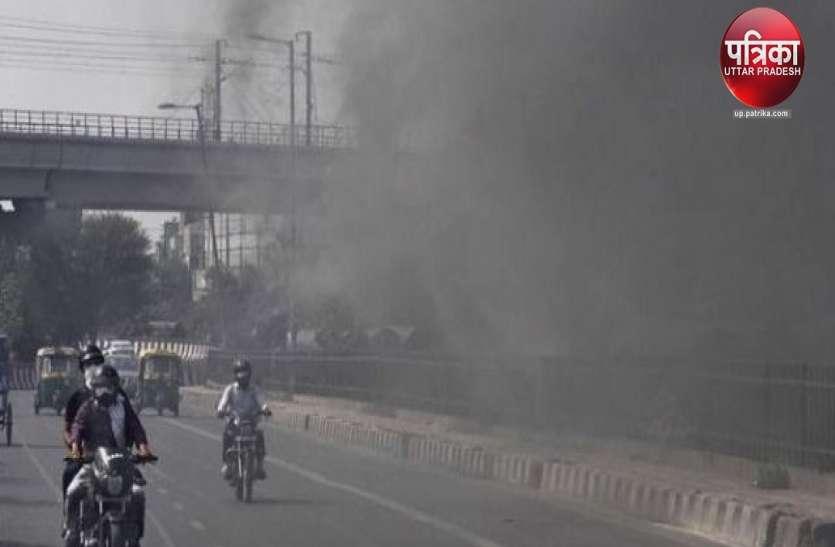 मौसम ने ली करवट, दिल्ली ही नहीं अब वाराणसी की हवा भी हुई जहरीली