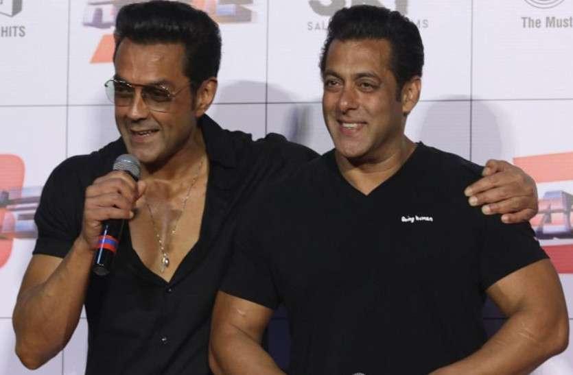 Salman Khan को लेकर बोले 'बॉबी देओल', आज भाई की वजह से ही तो...