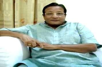 यूडीएच मंत्री शांति धारीवाल से पाली की जनता ने पूछा ये सवाल, मंत्रजी बताएं...आखिर दर्द कब तक?