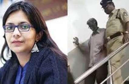 दिल्ली : स्वाती मालीवाल को जान से मारने की धमकी देने वाले २ आरोपी गिरफ्तार