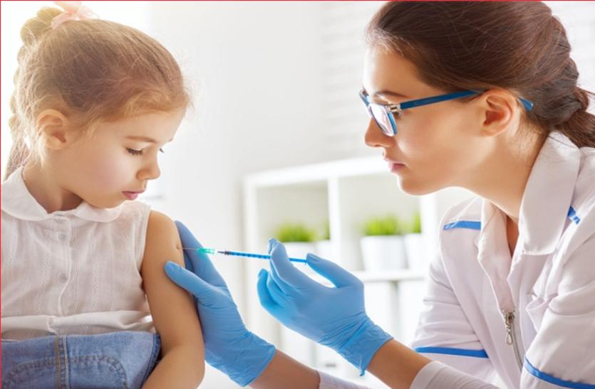 शिशु को तय समय पर लगवाएं टीका, जानें ये खास बातें