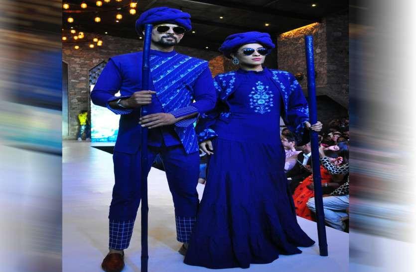 india's fashion hunters designer fashion show photos