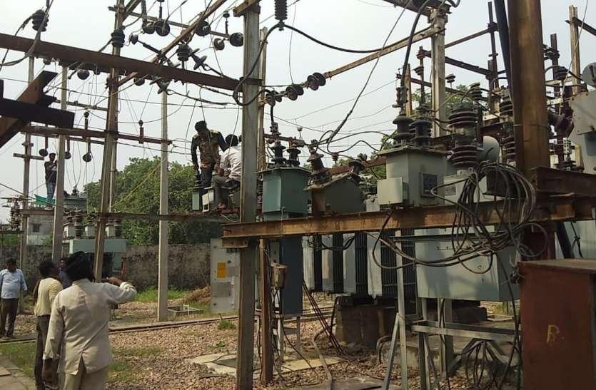 पौने पांच घंटे गुल रही आधे शहर की बिजली, 40 हजार लोग हुए प्रभावित