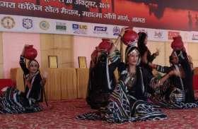 सांस्कृतिक संध्या के साथ हुआ साहित्य उत्सव का समापन