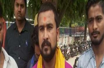 कमलेश तिवारी की हत्या पर हिंदू संगठन में आक्रोश, ज्ञापन सौंप कर दी बड़ी मांग
