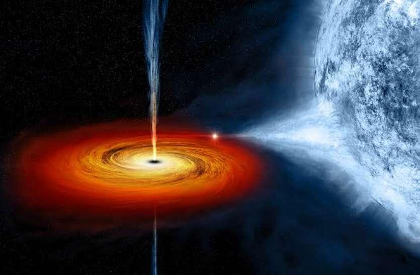 ब्लैकहोल में समा सकती है आकाशगंगा, रिसर्च में सामने आई ये 10 हैरान करने वाली बातें