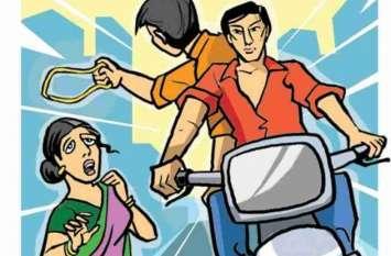मेरठ पुलिस का खुलास: सेना का जवान साथी के साथ मिलकर करता था चेन लूट