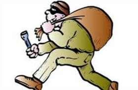 किसान बोला-कट्टा अड़ाकर लूटा, पुलिस ने कहा चोरी हुई