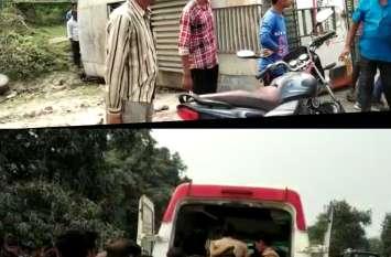 मौत का दूसरा नाम डग्गामार वाहन, धड़ल्ले से दौड़ रहे सड़क पर