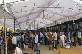 रामपुर उपचुनाव: यूपी की इस सीट पर शांतिपूर्वक मतदान के लिए दो हजार से अधिक वर्दी धारी तैनात