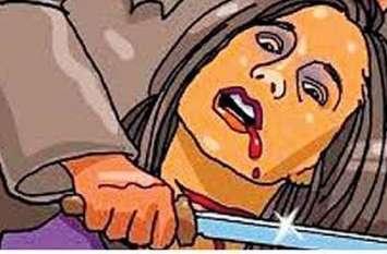 murder in surat : बीड़ी फेंकने के विवाद में चाकू से हमलाकर महिला की हत्या