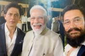 VIDEO: बॉलीवुड स्टार्स से मिले PM मोदी, शाहरुख खान ने बोला थैंक्यू