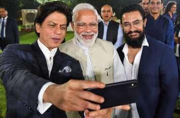 पीएम मोदी से मुलाकात के बाद फिल्मी सितारों ने बताई दिलचस्प बातें, देखें वीडियो