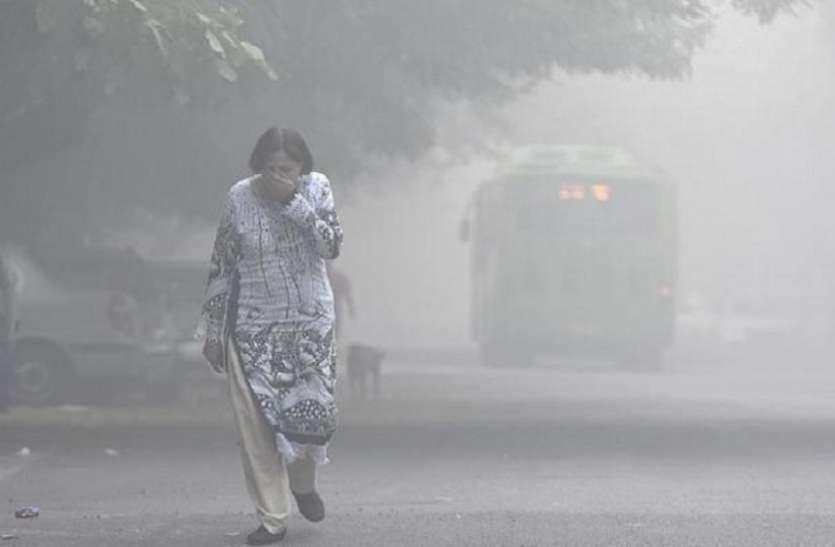 Weather Alert: इन शहरों में सर्दी के साथ बढ़ेगा Pollution का प्रकोप, Smog से सांस लेना होगा मुश्किल