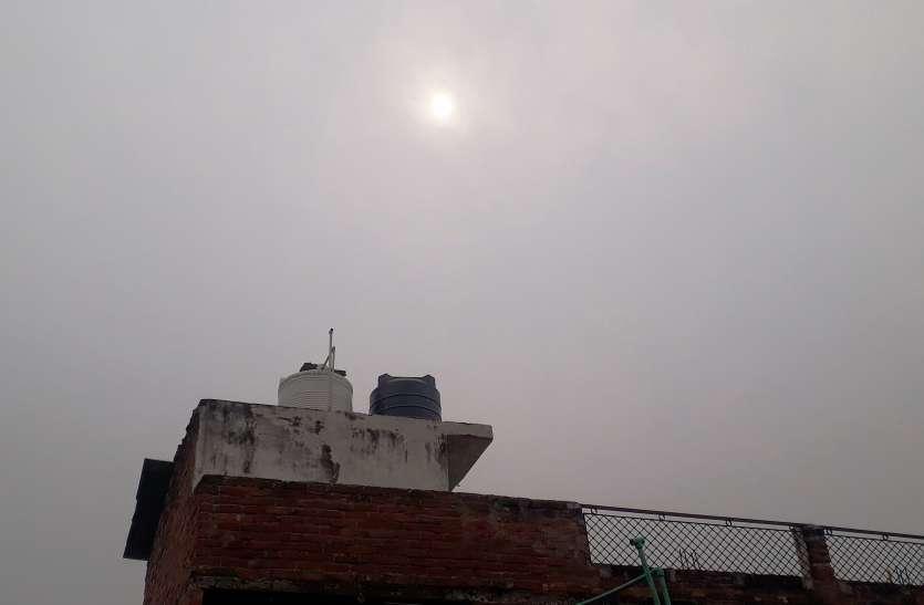 15 दिन की छुट्टी के बाद आसमान में छाए मेघ, फिर से पानी-पानी हो सकता है शहर