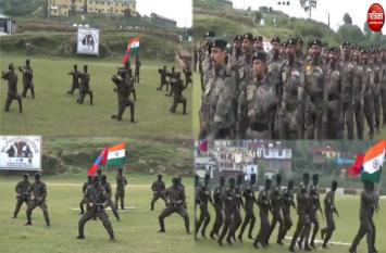 Video: थर-थर कांपे दुश्मन, भारत और मंगोलिया की सेना ने सीखे आतंक को कुचलने के गुर!