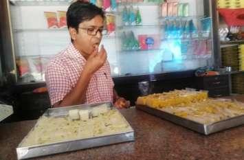 दीपावली से पहले खाद्य विभाग की छापामार कार्यवाही, बाजारों में मचा हड़कंप