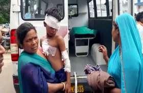मध्यप्रदेश: ब्लास्ट के बाद दहल गया स्कूल, क्लासरूम में खून से लथपथ पड़े थे बच्चे, एक की हालत नाजुक