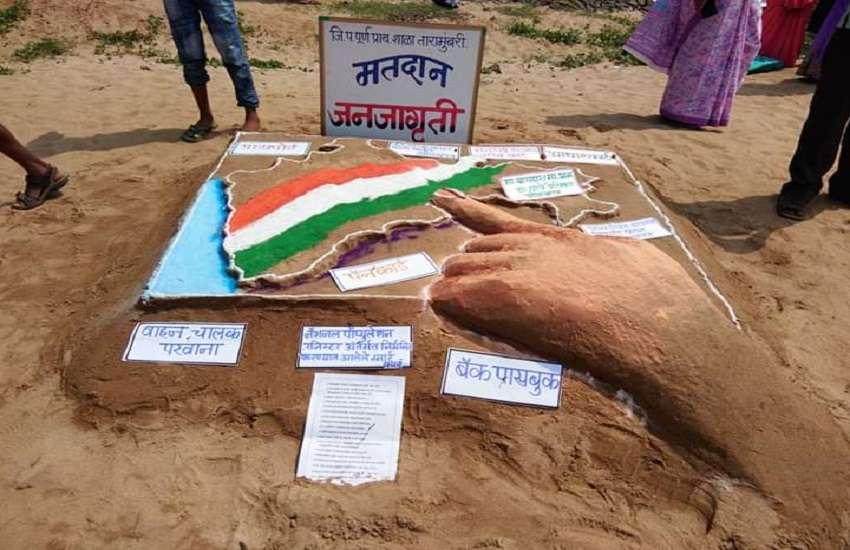 Maharashtra Election : ड्रोन और हेलीकॉप्टर से रहेगी नजर