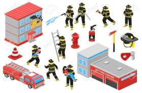 Fire; अपार्टमेंट की छठ्ठी मंजिल पर फ्लैट में लगी आग, चार को रेस्क्यू कर सुरक्षित निकाला