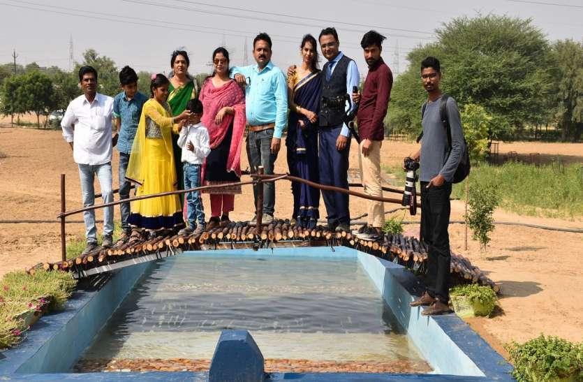 बीकानेर : अश्व केन्द्र में अब नजर आएगा झरना और पुल