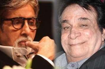 क्या कादर खान के करियर खत्म होने के पीछे था अमिताभ बच्चन का हाथ?