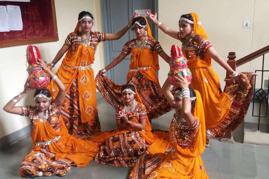 Dance Music Festival at Navsadhana Kala Kendra varanasi