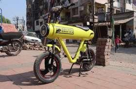 Invention; आठवीं पढ़े मैकेनिक ने बनाई देश की सबसे सस्ती इ-बाइक, अब मिल रहे है ऑर्डर