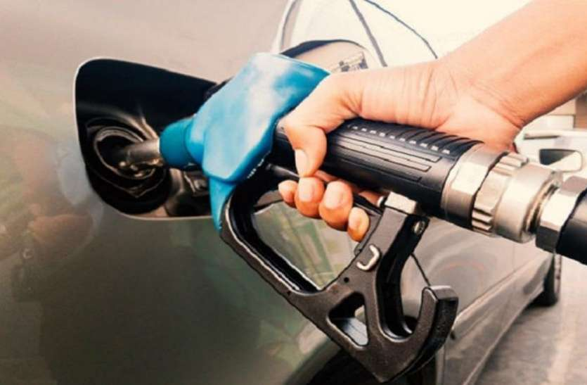 लगातार पांचवे दिन पेट्रोल के दाम स्थिर, डीजल के भाव में भी नहीं हुआ कोई बदलाव