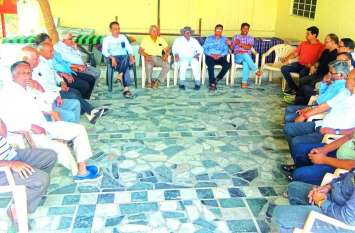 वार्ड-48 में हुई चेंजमेकर की बैठक : निकाय चुनावों में स्वतंत्र खड़े हो प्रत्याशी