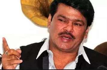बाहुबली नेता राजकिशोर सिंह का बड़ा बयान, बेरोजगारी की वजह से बढ़ रही अपराध की घटनाएं