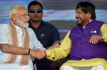Maharastra Voting : भाजपा के सहयोगी दल आरपीआई ने बीच वोटिंग में यह क्या डिमांड कर दिया, जाने यहां