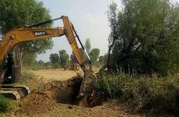 दिल्ली-मुम्बई हाईवे निर्माण कार्य का मामला : बिना स्वीकृ ति हजारों पेड़ों पर चली कुल्हाड़ी