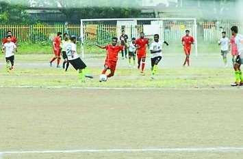 राज्य स्तरीय फुटबॉल स्पर्धा में चैम्पियन बना रतलाम यूनियन क्लब