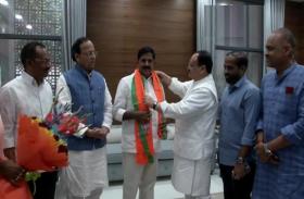आंध्र प्रदेश: चंद्रबाबू नायडू को TDP की झटका, भाजपा में शामिल हुए आडिनारायण रेड्डी