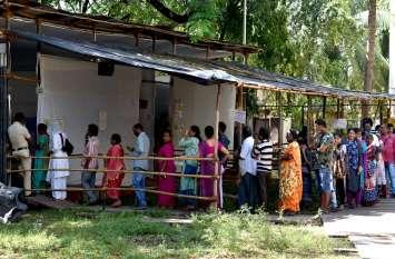 Maharastra Voting : महाराष्ट्र विधानसबा चुनाव: 4 बजे तक महाराष्ट्र में तकरीबन 44 प्रतिशत मतदान