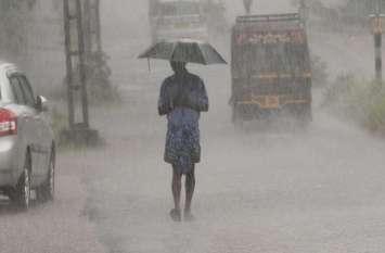 मौसम विभाग ने छत्तीसगढ़ में जारी किया येलो अलर्ट, अगले 48 घंटे इन इलाकों में भारी बारिश की चेतावनी