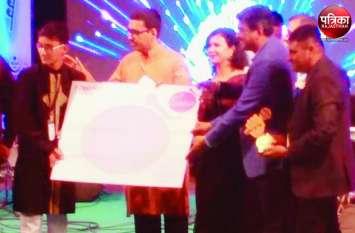 बांसवाड़ा के यश बने 'आइडल ऑफ गुजरात', सयाजी म्यूजिक कंपनी ने खिताब से नवाजा