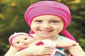 बच्चों के ब्रेन कैंसर की दवा मिलने की उम्मीद