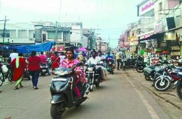 दिवाली की खरीदी के लिए आज से पांच दिन तक रहेगी भीड़, बाजारों में विशेष इंतजाम