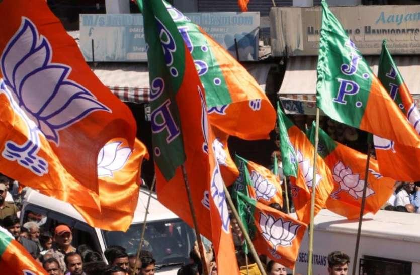 भाजपा की सकंल्प यात्रा पर हमला, 5 घायल