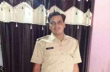 राजस्थान पुलिस में कांस्टेबल के पद पर तैनात कांग्रेस नेता के पुत्र का एक्सिडेंट, गंभीर हालत में गुडग़ांव ले जाते समय मौत, मंत्री भी पहुुंचे
